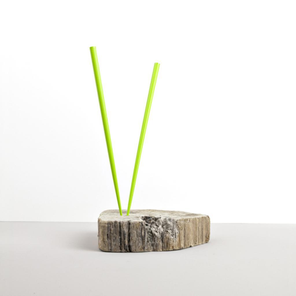 Produktové foto Lakované jídelní hůlky Chopsticks zelené MIJ