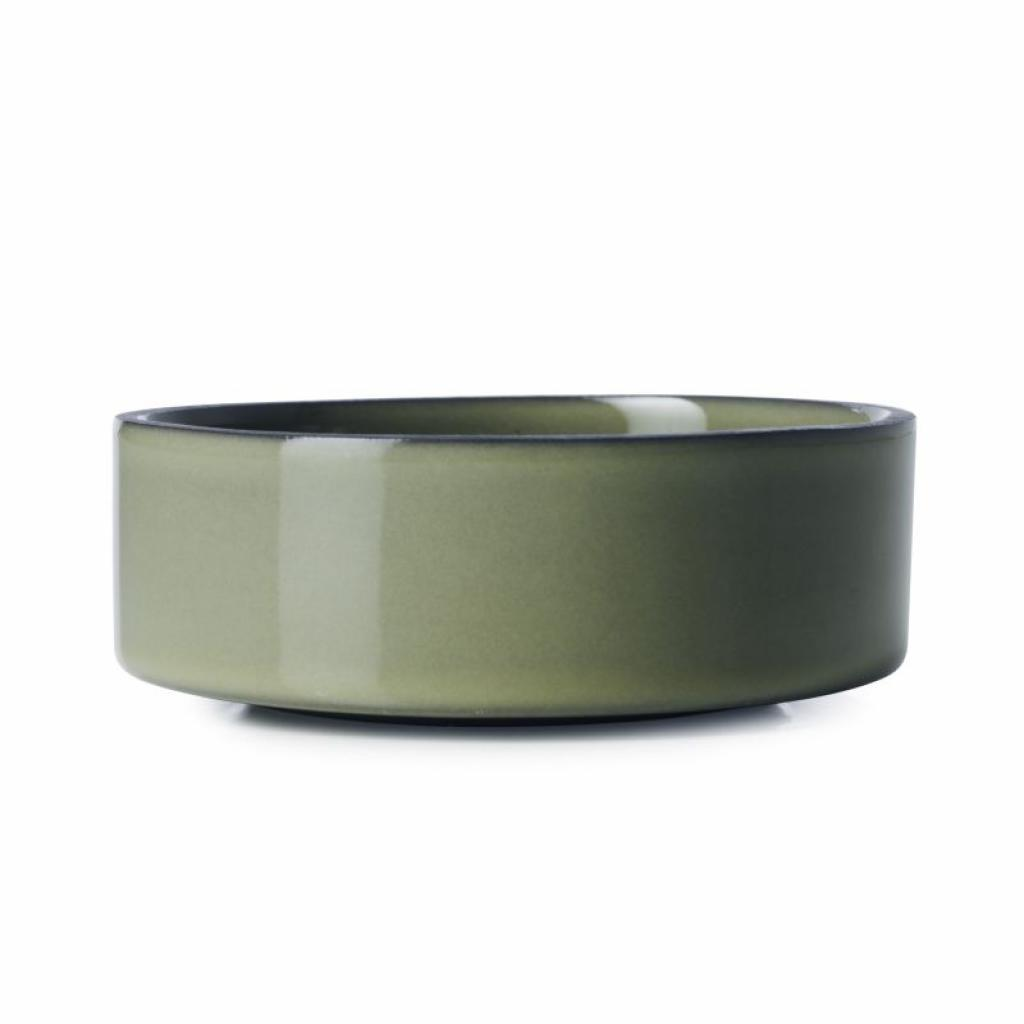 Produktové foto Miska Caractere Revol olivová 11 cm