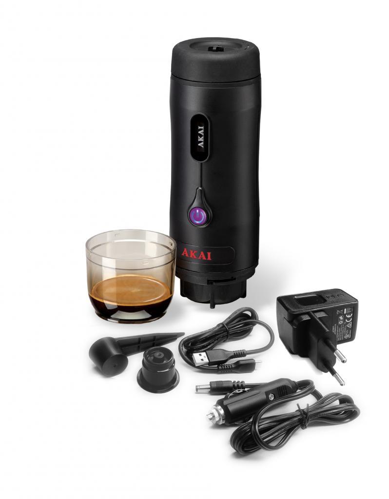 Produktové foto Cestovní kávovar Espresso AKAI AESP-312