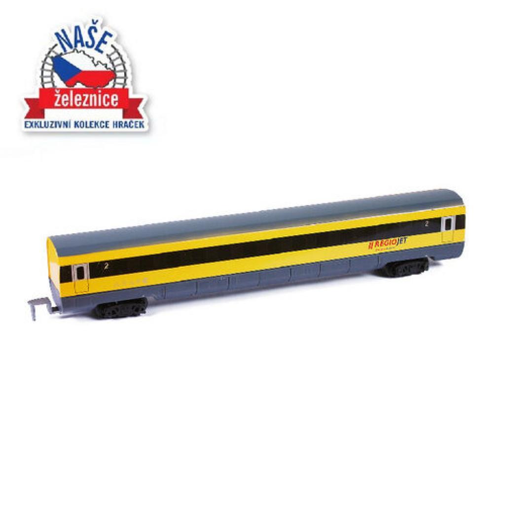 Produktové foto Rappa Náhradní vagón pro vlak RegioJet, 35 cm