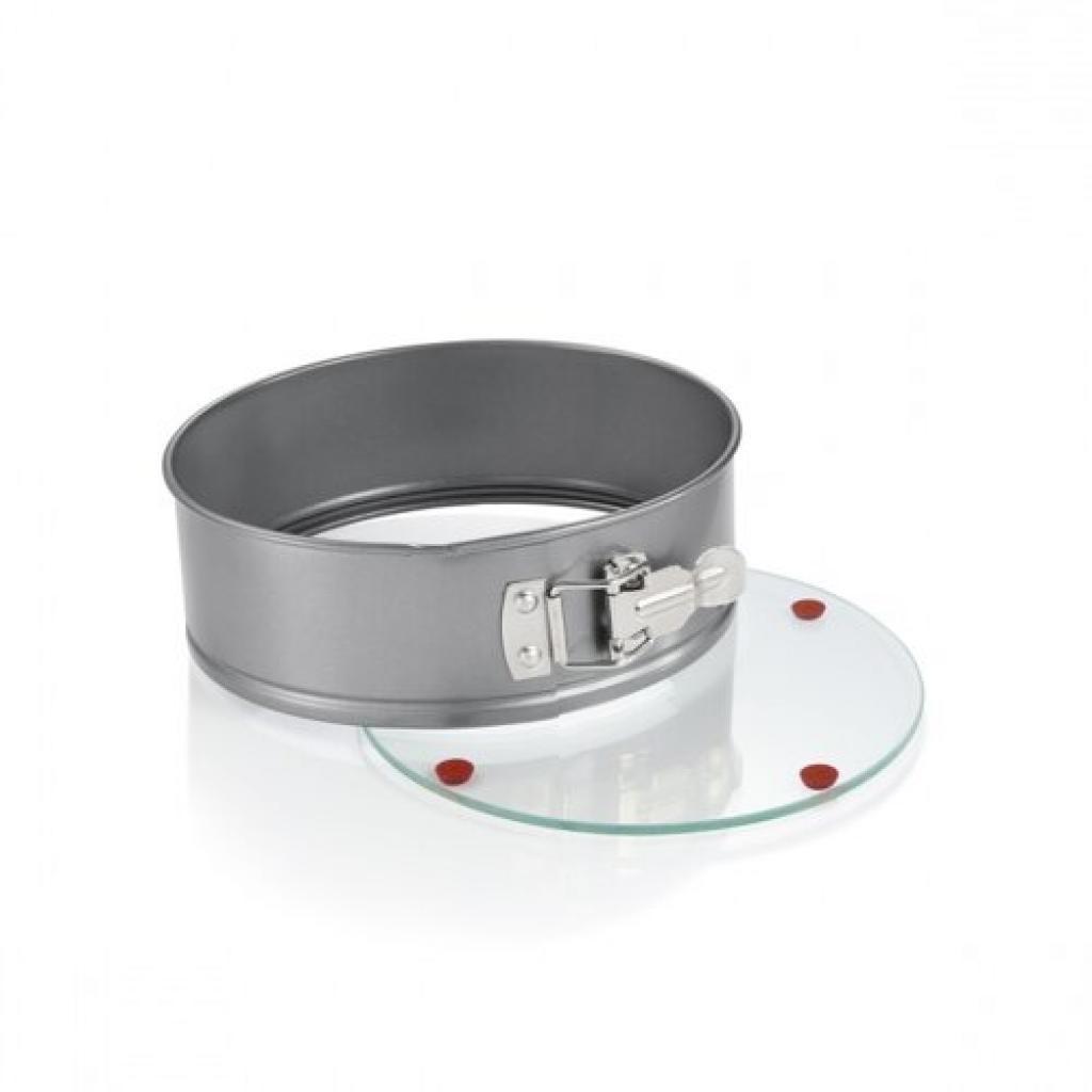 Produktové foto Tescoma Forma na dort rozkládací DELÍCIA ¤ 24 cm, se skleněným dnem