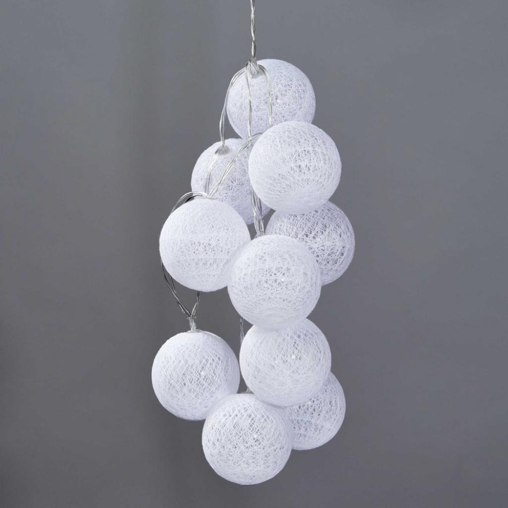 Produktové foto LES BELLES Světelný řetěz - bílá
