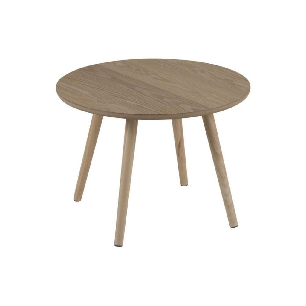 Produktové foto Kulatý odkládací stolek Actona Stafford, ø 50 cm