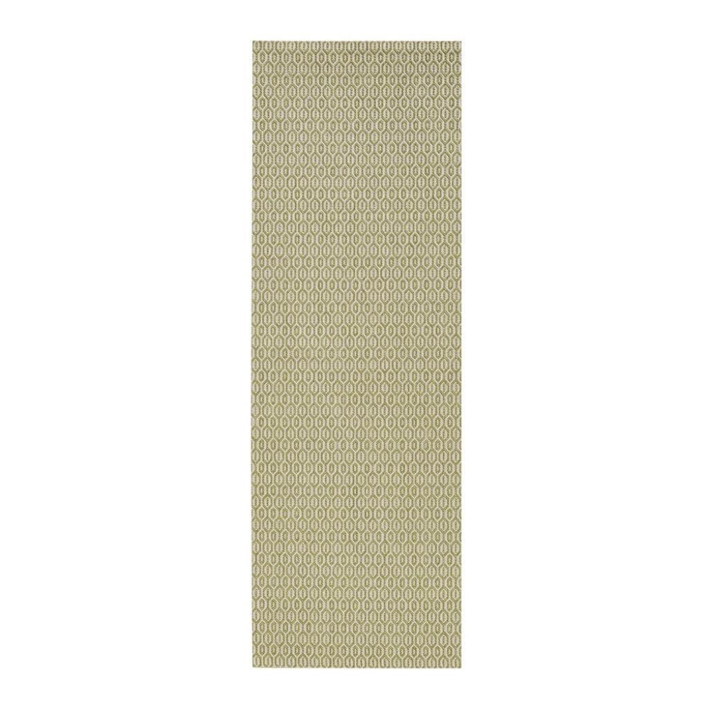 Produktové foto Zelený venkovní koberec Bougari Coin, 80x200cm