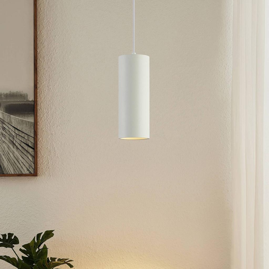 Produktové foto Arcchio Arcchio Marilena závěsné světlo válcový tvar bílé