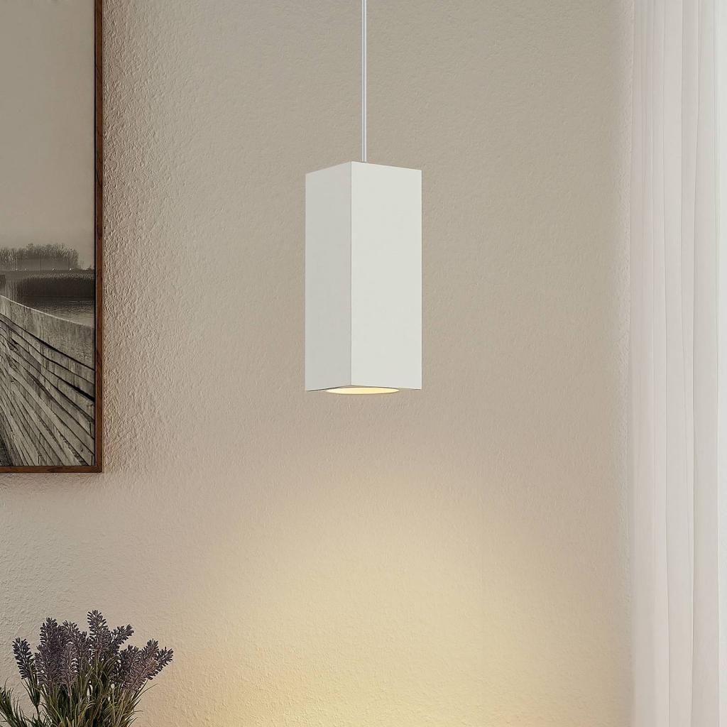 Produktové foto Arcchio Arcchio Marilena závěsné světlo hranaté bílé