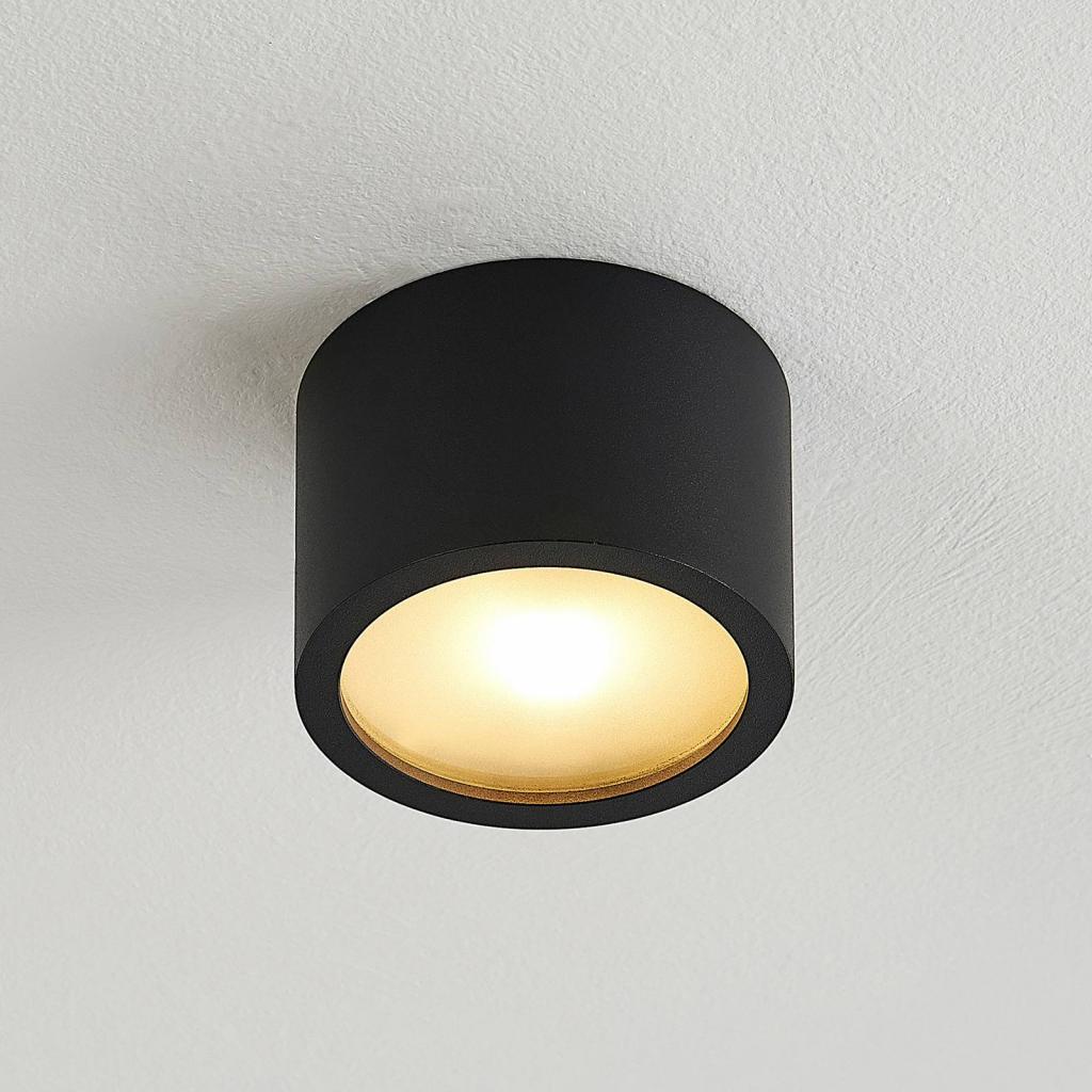 Produktové foto Arcchio Arcchio Nieva podhledové světlo G9 černé kulaté