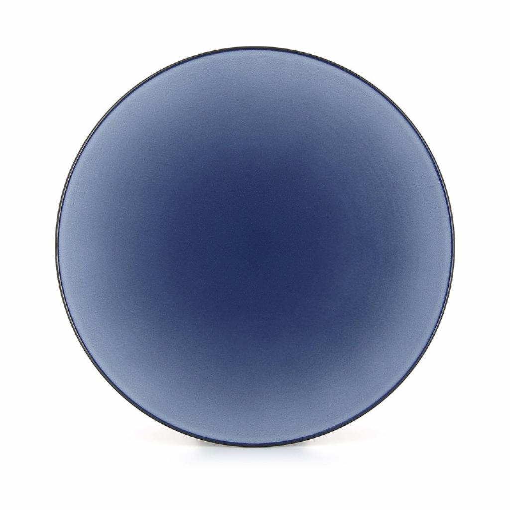 Produktové foto Mělký talíř Equinoxe Revol modrý 24 cm