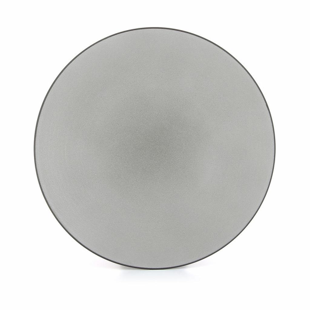 Produktové foto Mělký talíř Equinoxe Revol šedý 24 cm