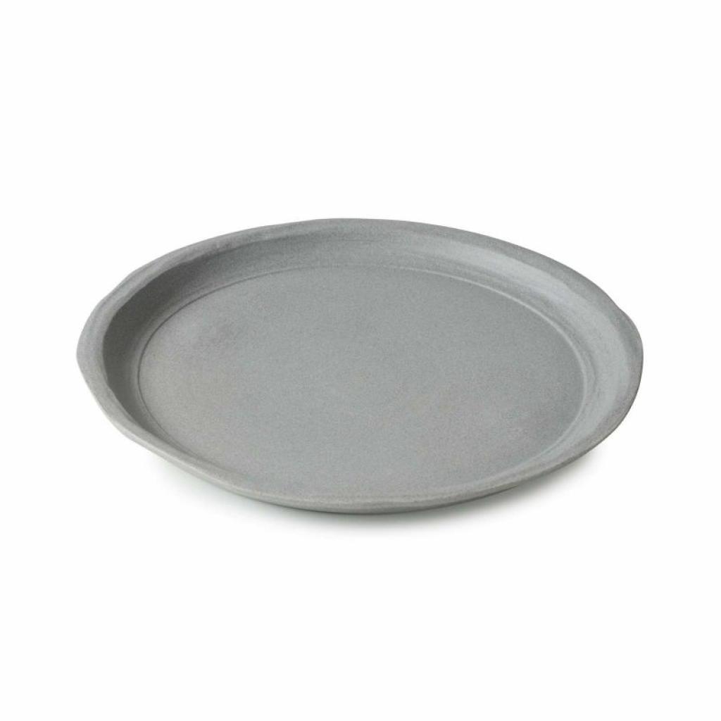 Produktové foto Mělký talíř No.W Revol šedý matný 21 cm