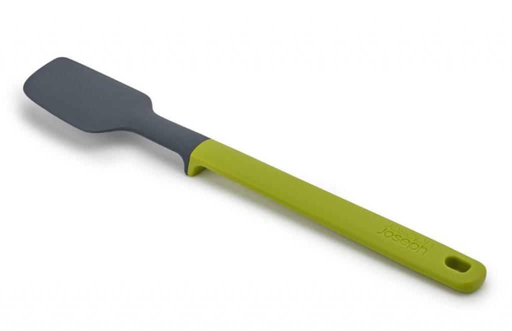 Produktové foto Silikonová stěrka se zelenou rukojetí Elevate™ Silicone Joseph Joseph