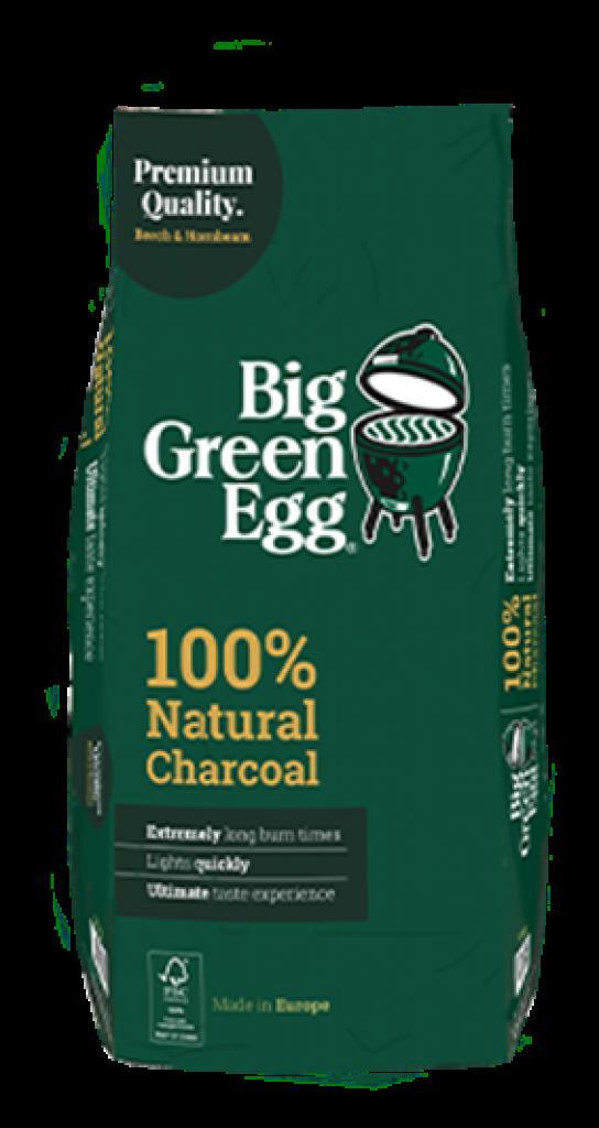 Produktové foto Přírodní dřevěné uhlí Big Green Egg 9kg