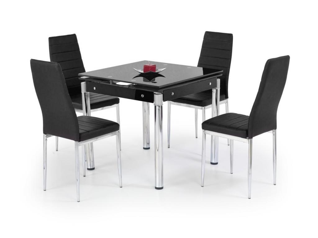 Produktové foto Halmar Rozkládací jídelní stůl Kent černý