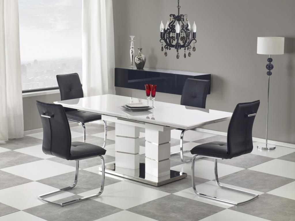 Produktové foto Halmar Rozkládací jídelní stůl Lord bílý