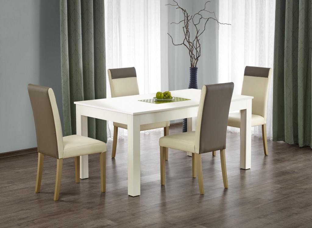 Produktové foto Halmar Rozkládací jídelní stůl Severo bílý