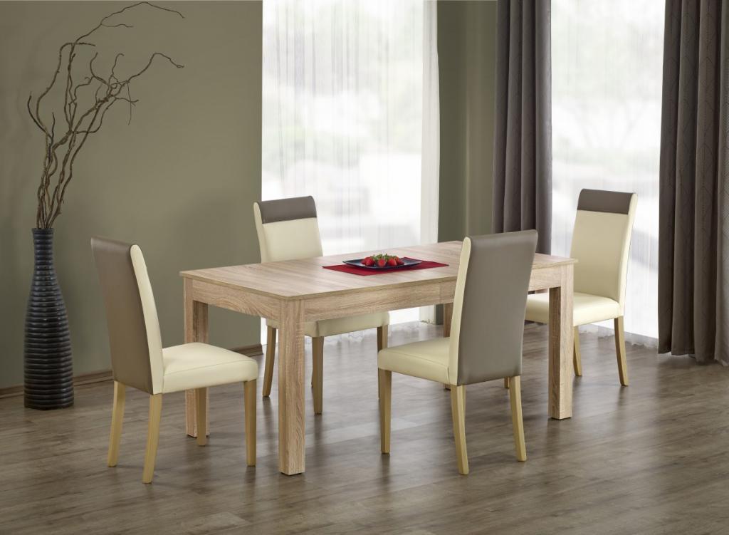 Produktové foto Halmar Rozkládací jídelní stůl Severo dub sonoma