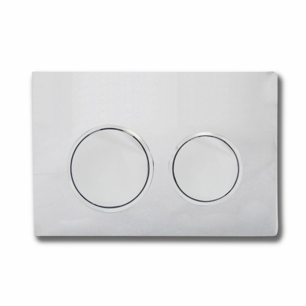 Produktové foto WC tlačítko MEXEN FENIX XS chrom