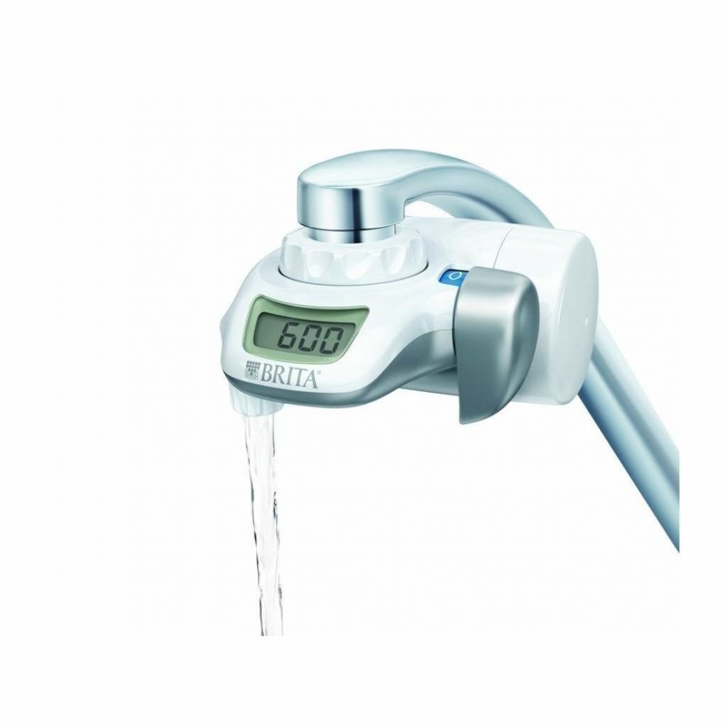 Produktové foto BRITA ON TAP vodní filtrační systém na vod.baterii