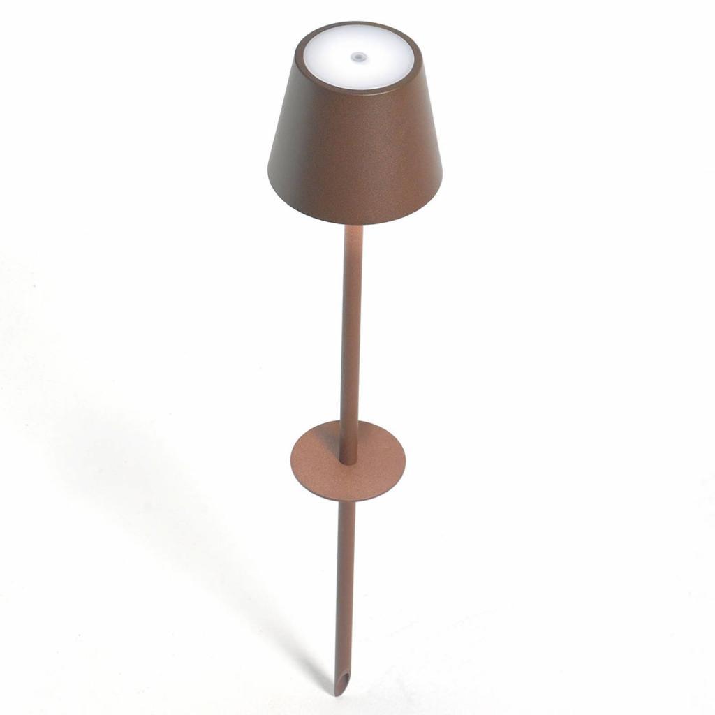 Produktové foto Ailati LED zapichovací svítidlo Poldina s baterií 135 cm