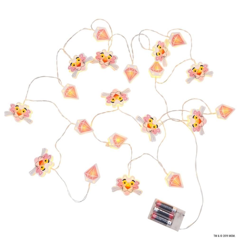 Produktové foto PINK PANTHER LED Světelný řetěz 20 světel