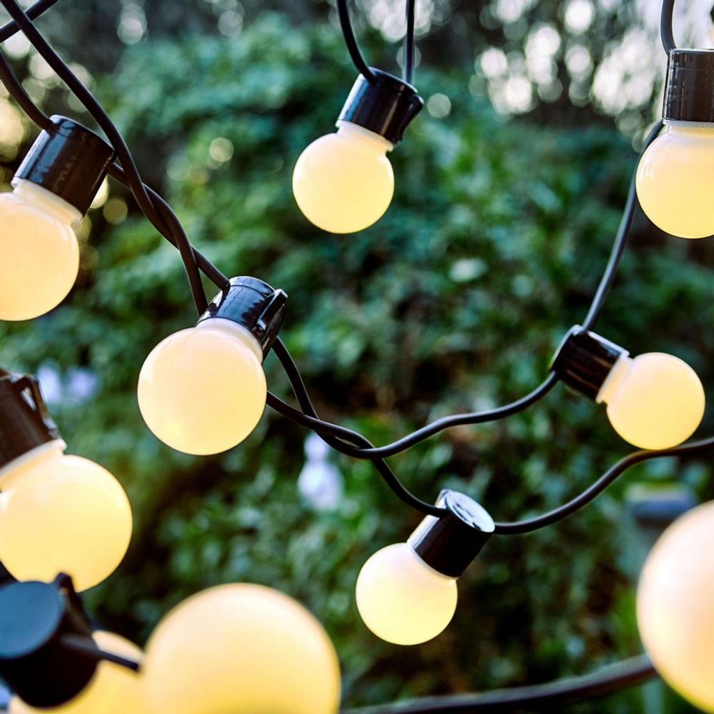 Produktové foto SUNSET Venkovní světelný řetěz 24 světel