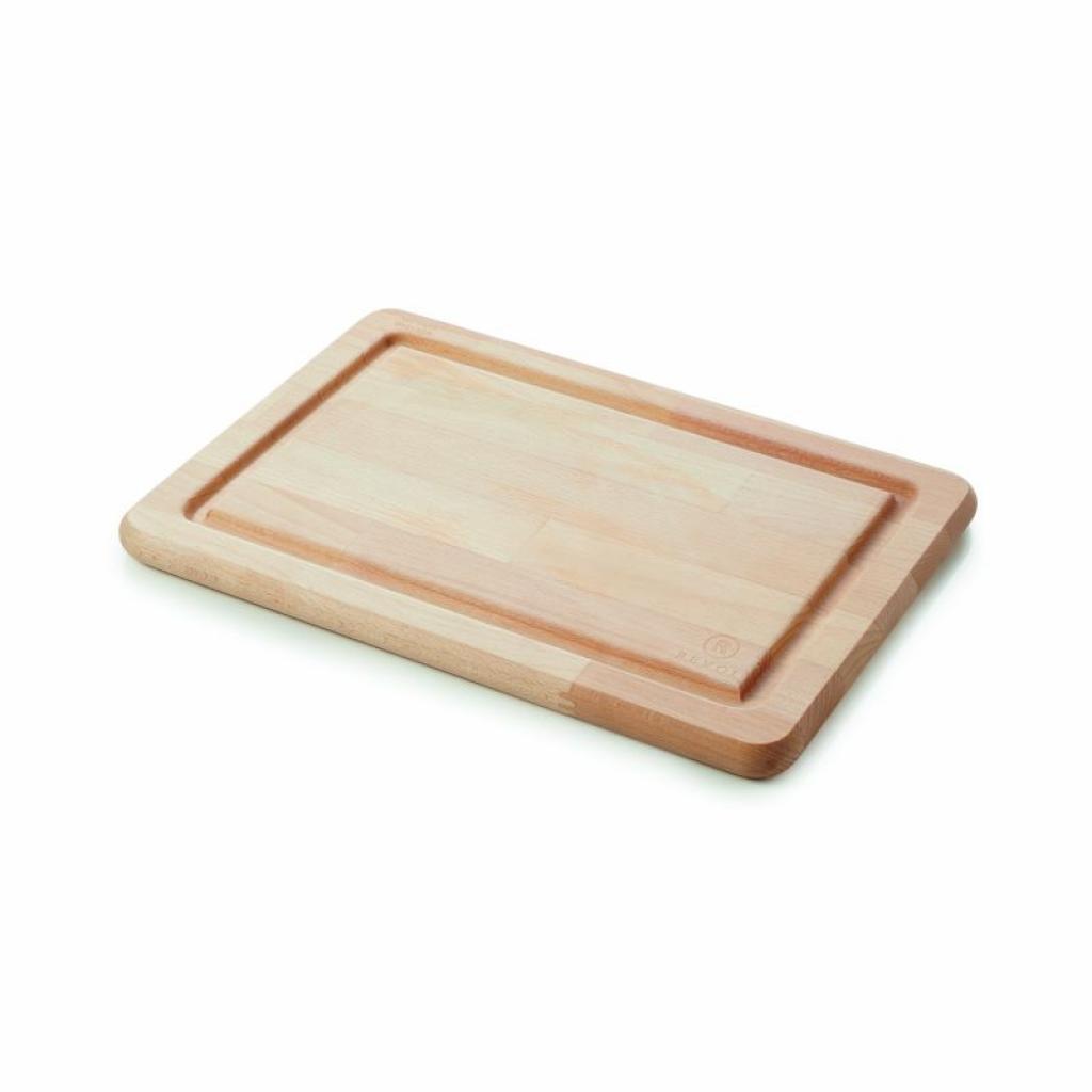 Produktové foto Dřevěný podnos/krájecí deska IBR Revol 34x24 cm