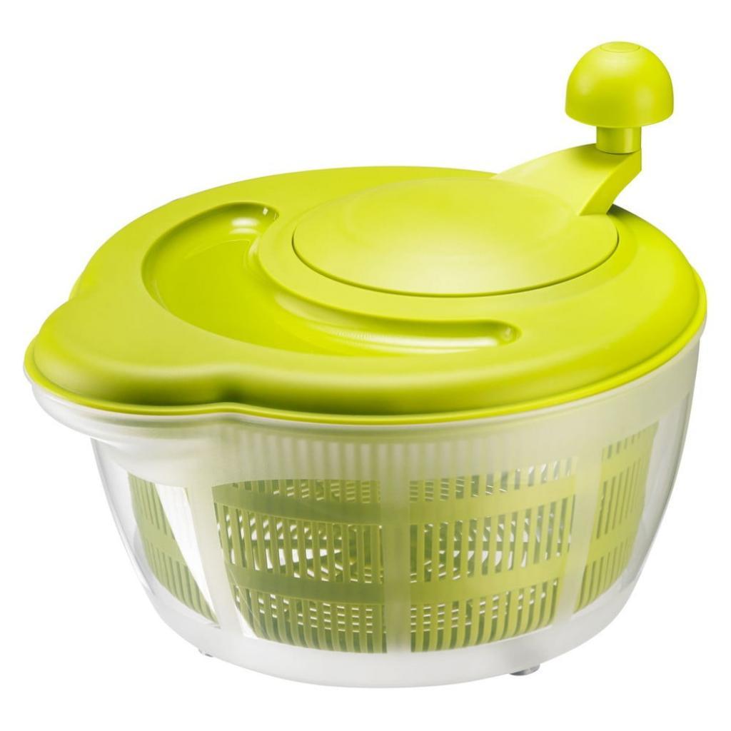 Produktové foto Zelená odstředivka na salát Westmark Fortuna, 5 l