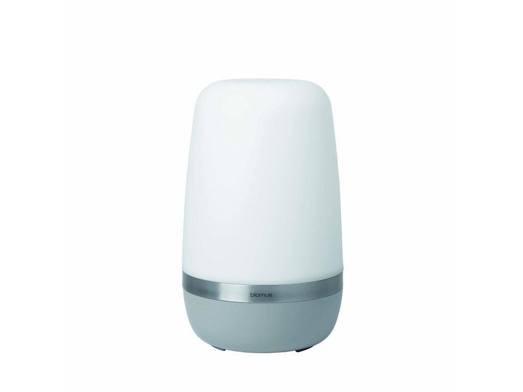 Produktové foto Venkovní LED lampa Spirit Blomus velká stříbrno šedá