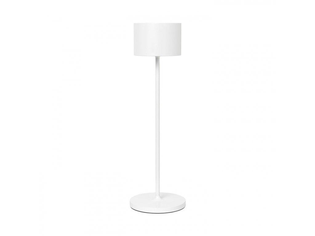 Produktové foto Přenosná stojací LED lampa Farol Blomus bílá