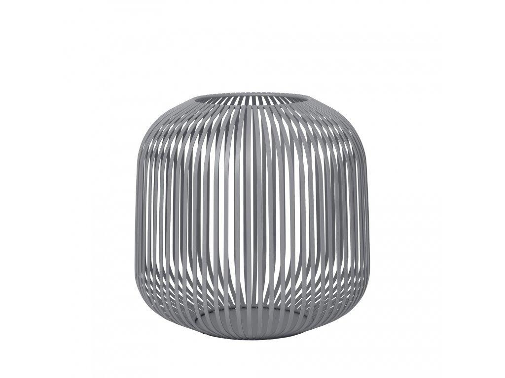 Produktové foto Lucerna Lito Blomus střední ocelově šedá