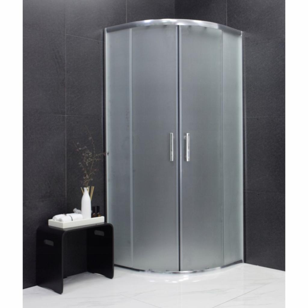 Produktové foto Sprchová kabina MEXEN RIO matné sklo, 70x70 cm