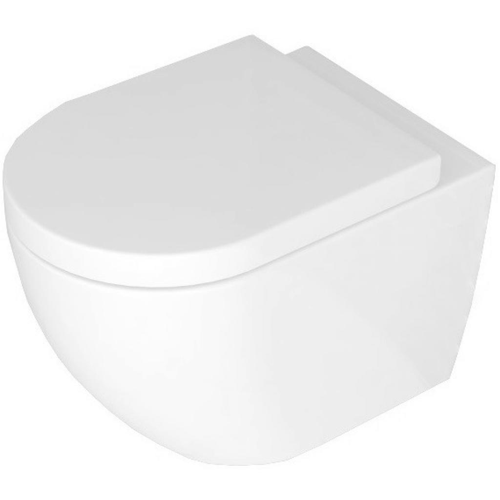 Produktové foto Závěsná WC mísa Rea Carlo Mini Basic