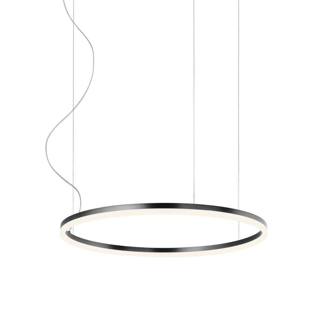 Produktové foto Redo 01-1948-DALI Orbit direct, nástěnné/stropní kruhové svítidlo, 42W LED 3000K DALI, bílá, prům. 60cm