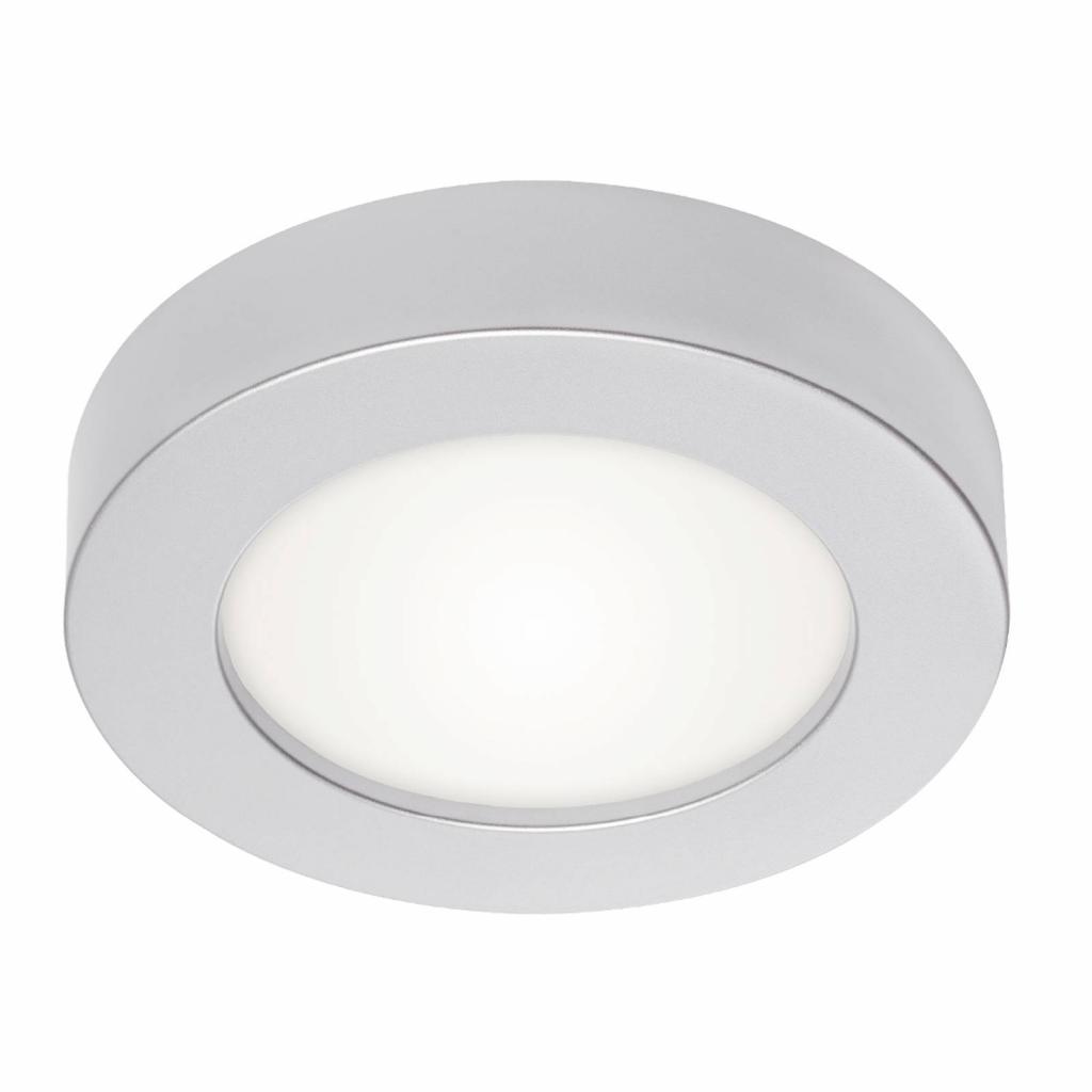Produktové foto PRIOS Prios Edwina LED stropní svítidlo stříbrné 24,5 cm