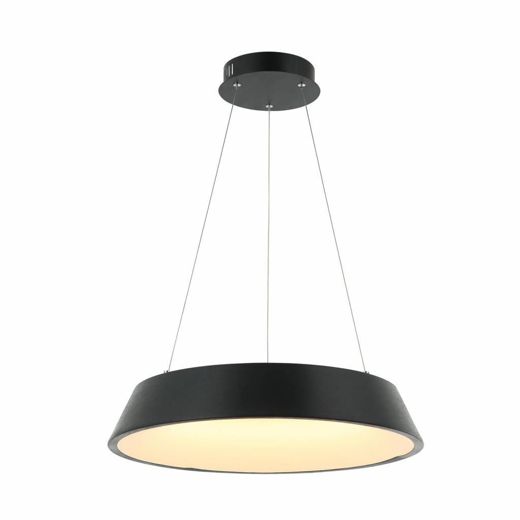 Produktové foto Lindby Lindby Milavi LED závěsné světlo černé