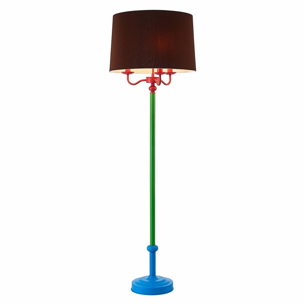 Produktové foto Lindby Lindby Christer stojací lampa, multicolour, 160 cm