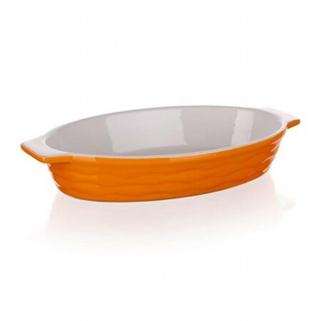 Produktové foto Banquet Culinaria Orange zapékací forma oválná 26x14cm