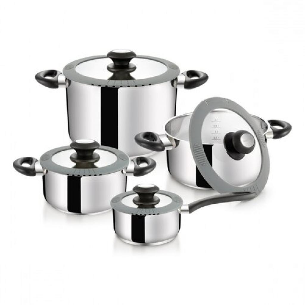 Produktové foto Tescoma Sada nádobí SmartCOVER, 8 dílů