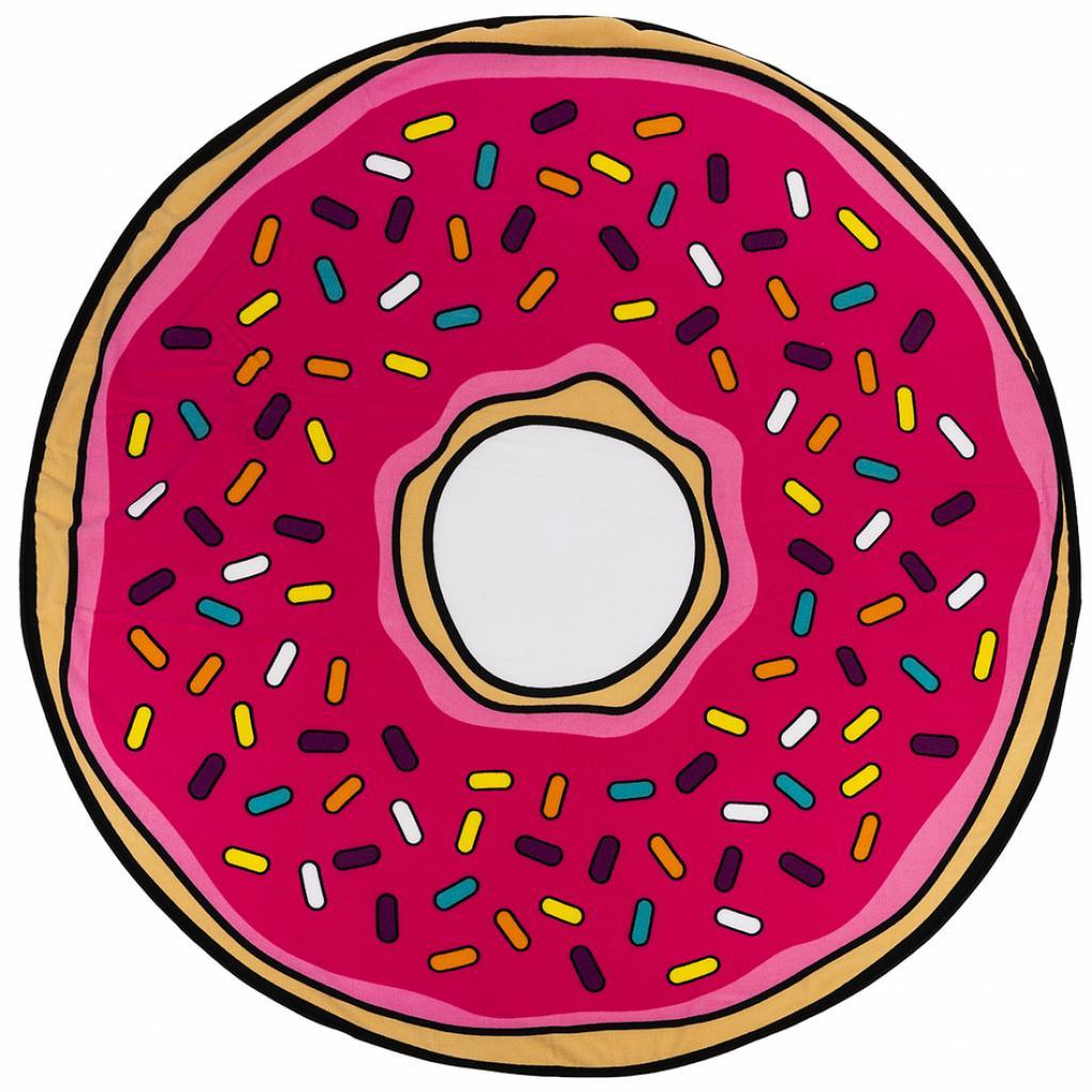 Produktové foto JAHU Plážová osuška micro Donut, 150 cm