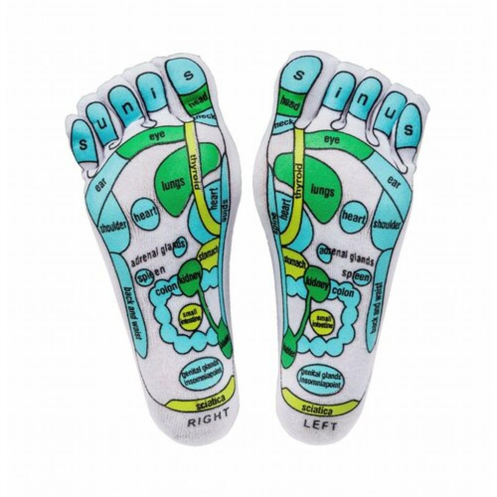 Produktové foto Masážní ponožky, L (40 - 43), 40 - 43