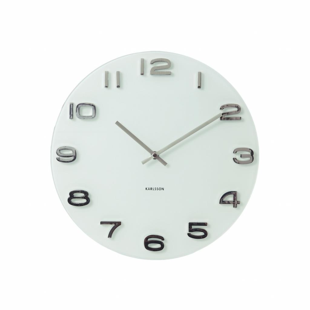 Produktové foto Karlsson 4402 Designové nástěnné hodiny, 35 cm
