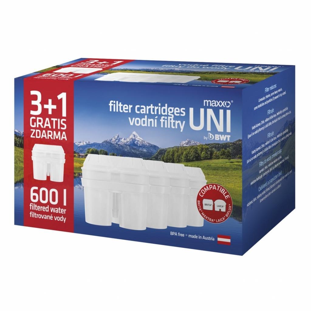 Produktové foto MAXXO UNI vodní filtry 3+1
