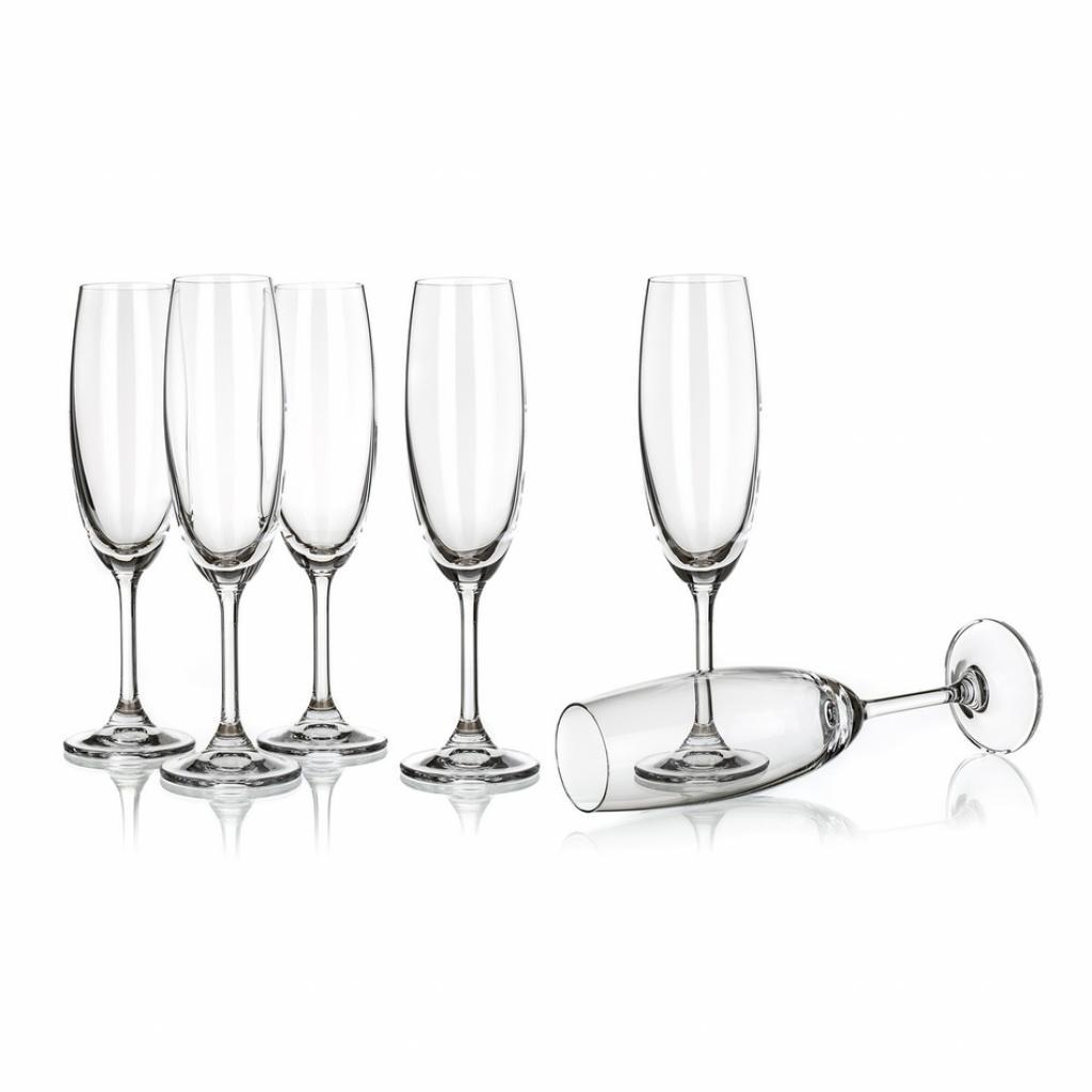 Produktové foto Banquet Crystal Sklenice na sekt Leona 210 ml