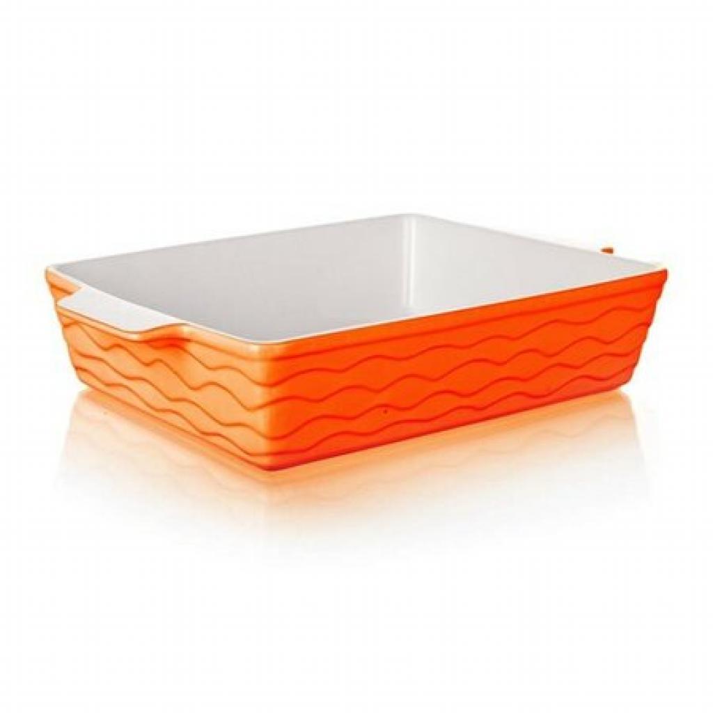 Produktové foto Banquet Culinaria Orange zapékací forma obdélník, 33 x 21 cm