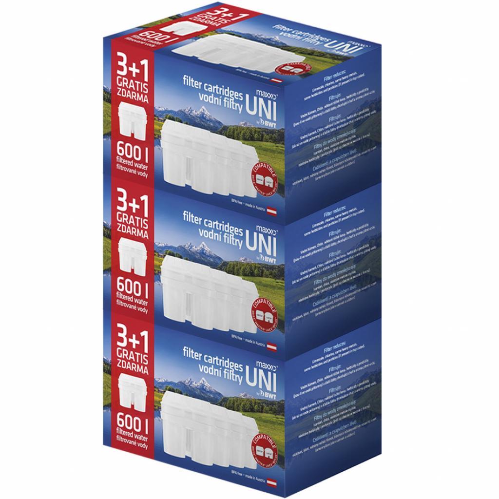 Produktové foto Maxxo UNI vodní filtry 12 ks