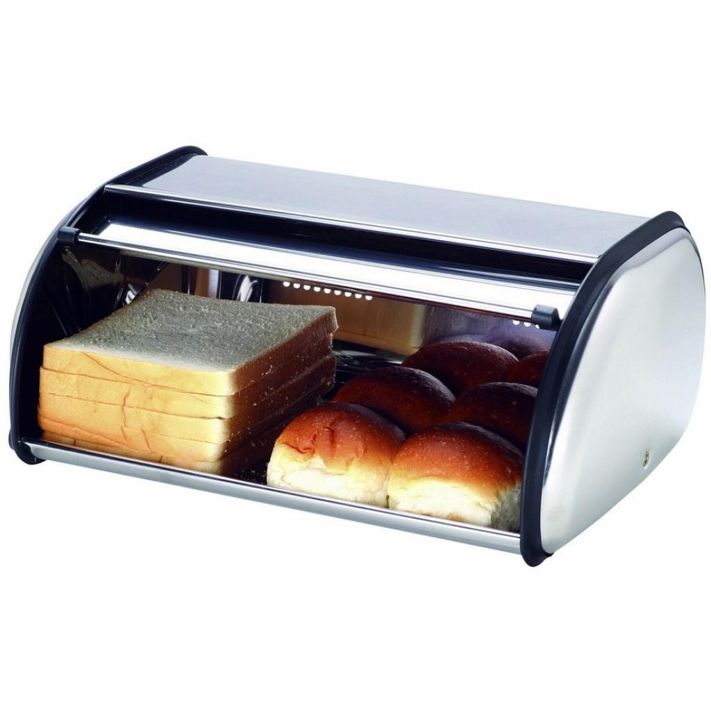Produktové foto Nerezový chlebník 43 x 27 cm