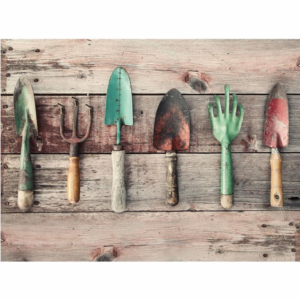 Produktové foto Obraz na plátně Gardenier, 78 x 58 cm