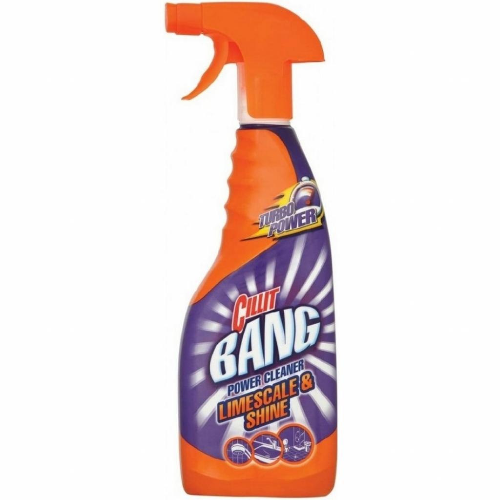 Produktové foto Cillit Bang Spray Univerzální 750 ml