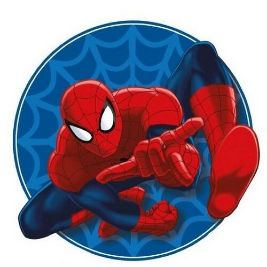 Produktové foto Jerry Fabrics Tvarovaný polštářek Spiderman 01, 34 x 30 cm