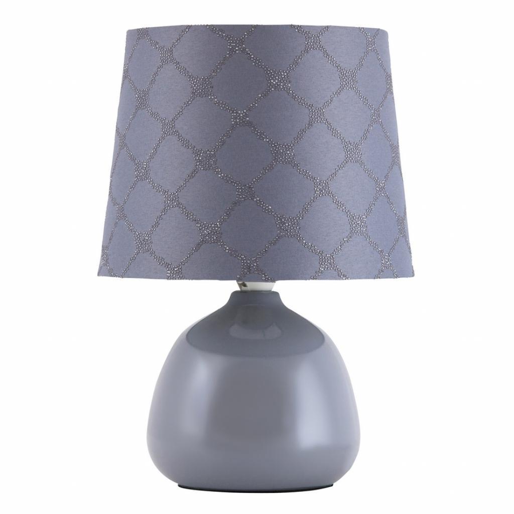 Produktové foto Rabalux 4381 Ellie stolní lampa, šedá